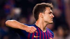 Denis Suarez Barcelona 2018-19