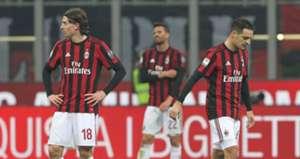 Riccardo Montolivo Giacomo Bonaventura Milan Atalanta Serie A