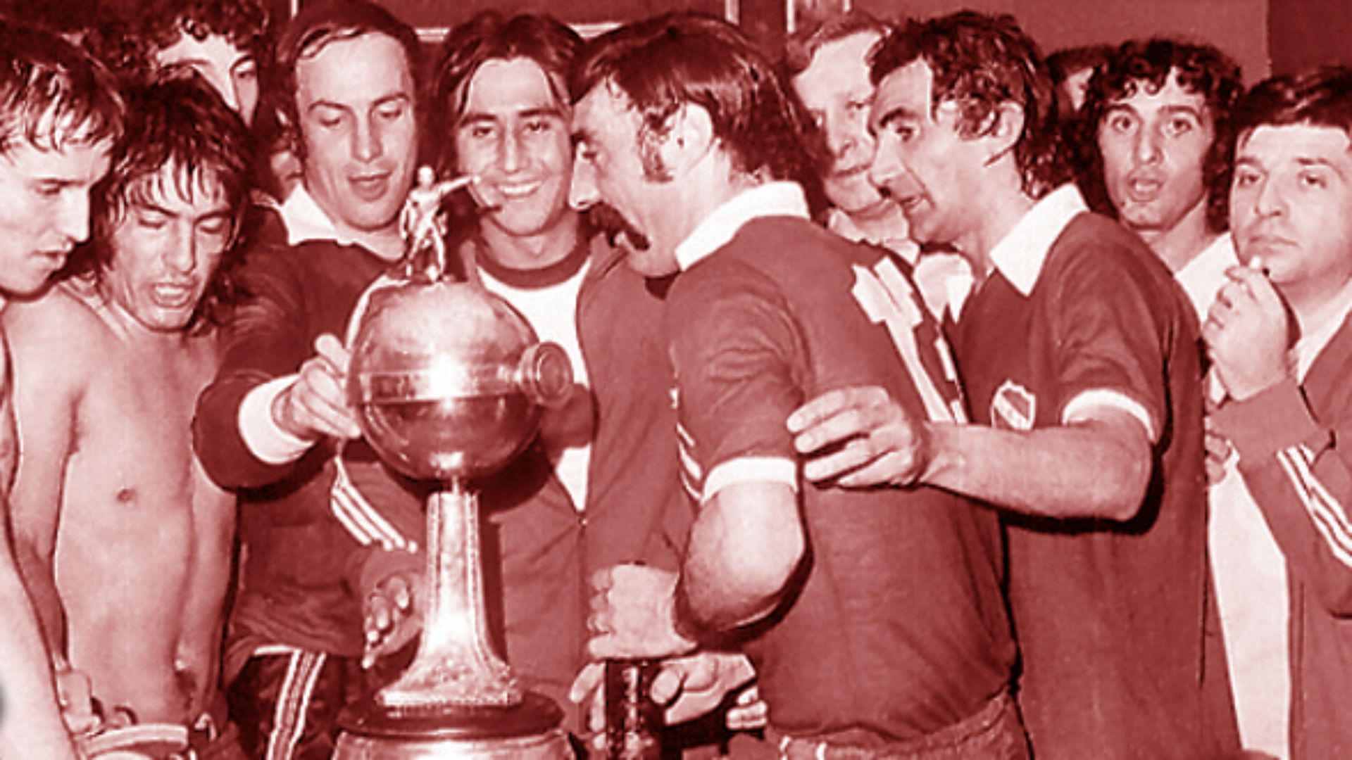 Copa Libertadores 1975 Independiente
