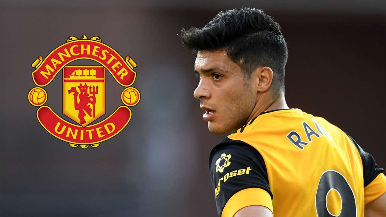 Raul Jimenez Man Utd 2020-21