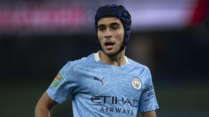 Eric Garcia Man City 2020-21