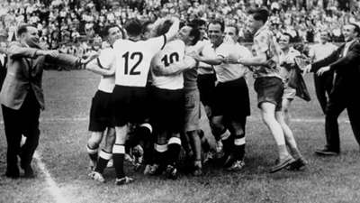 World Cup final 1954