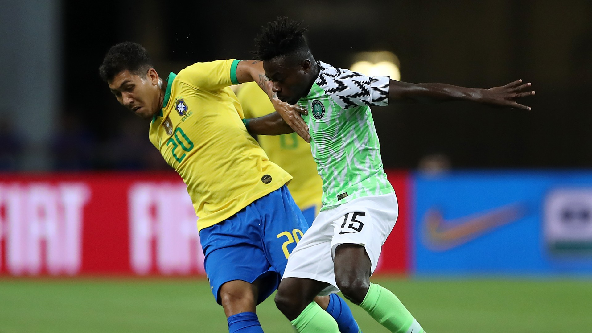 Moses Simon: Super Eagles will be ready for Cameroon clash