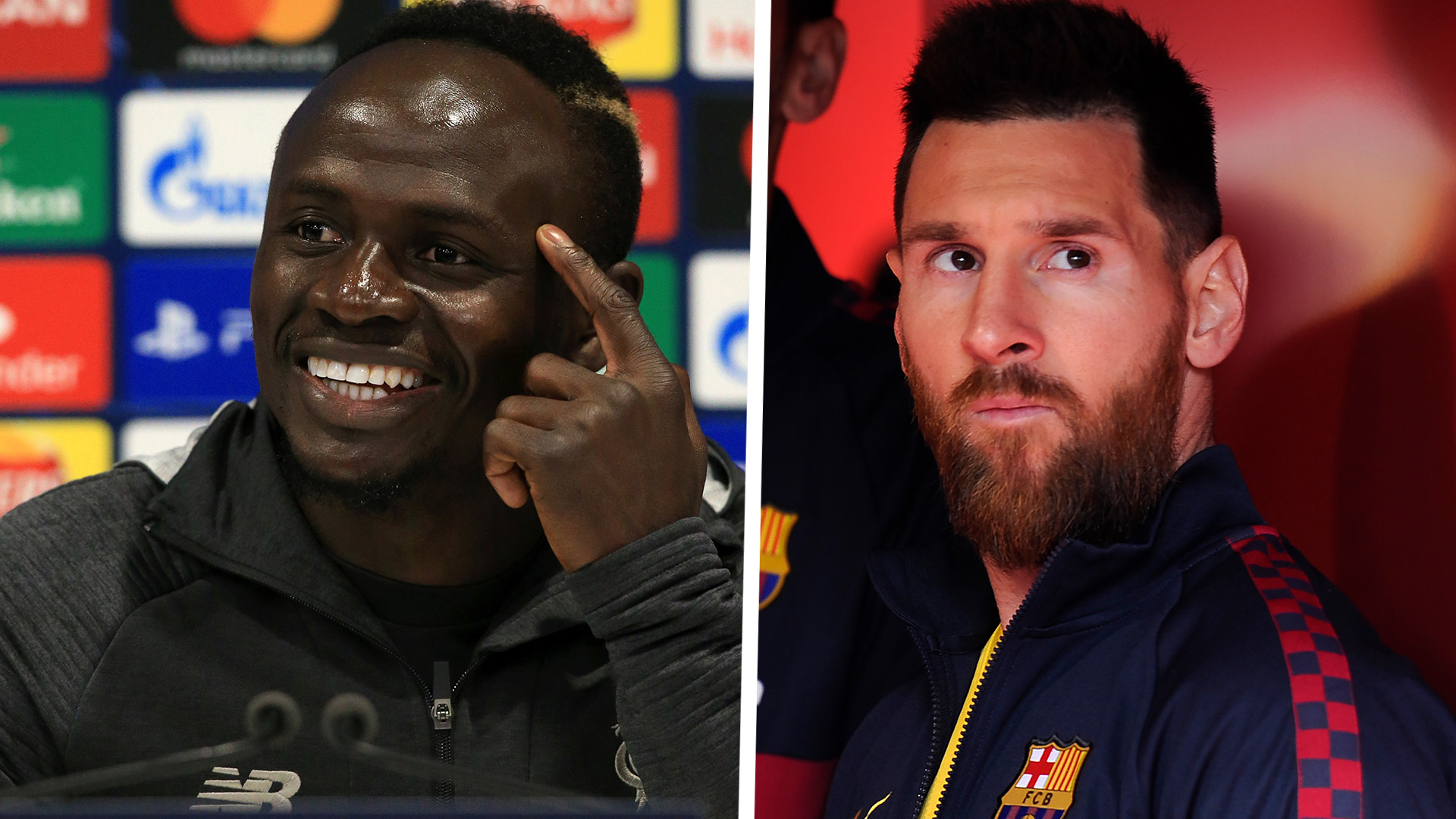 Sadio Mane: I Would Vote For Lionel Messi Before Virgil Van Dijk