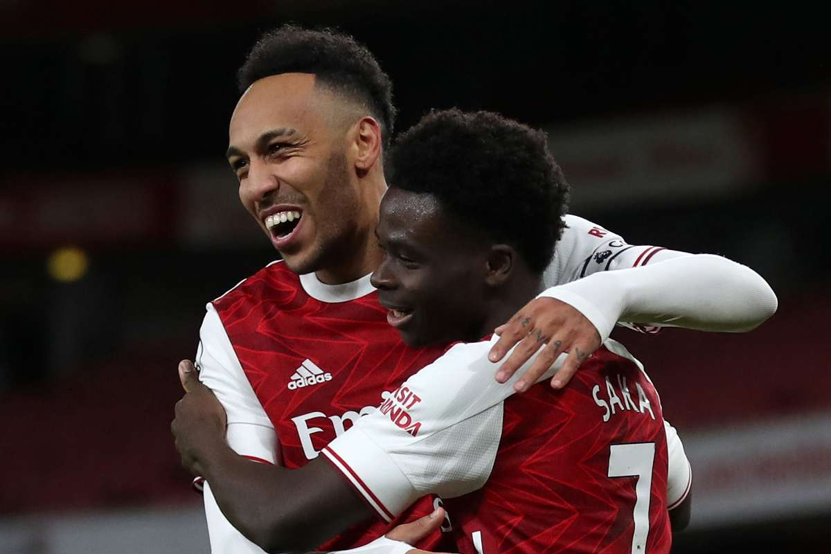 Arsenal's Aubameyang extends incredible record against Newcastle United |  Goal.com