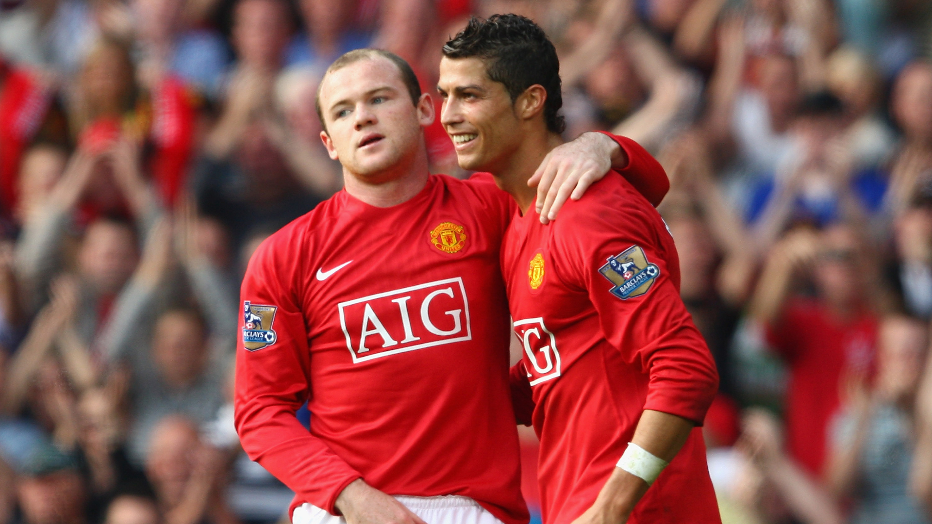 Rooney reveals taking Ronaldo to McDonalds before Man Utd match