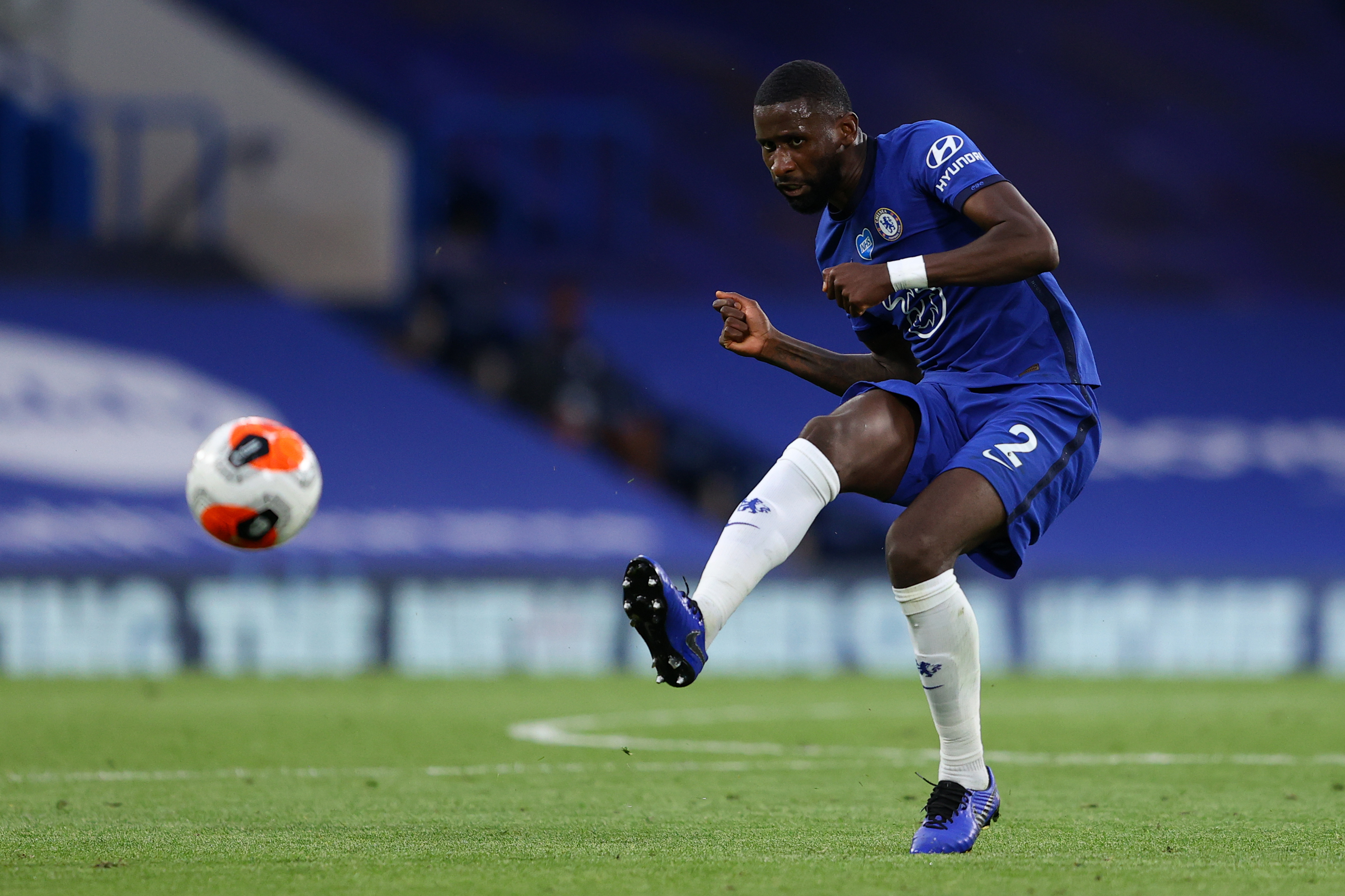 'I used to play in a front three!' - Chelsea defender Rudiger reveals he was originally a winger alongside USMNT star Brooks