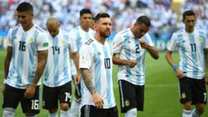 Argentina France Francia World Cup  2018 30062018