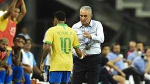 Neymar, Tite, Brazil