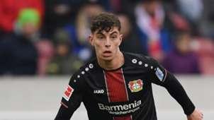 Kai Havertz Bayer Leverkusen 13032019