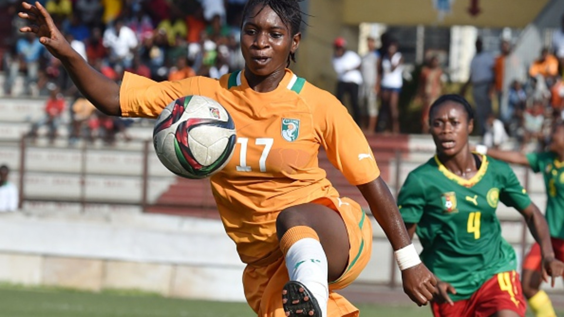 Rebecca Elloh: Cote d'Ivoire striker joins compatriot Ida Guehai at Logrono