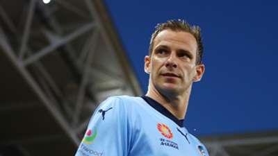 Alex Wilkinson Sydney FC