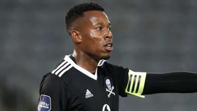 Happy Jele, Orlando Pirates, October 2020