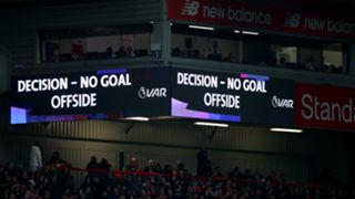 VAR Anfield 2019-20