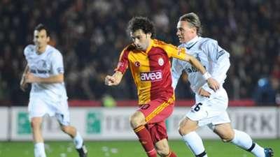 Galatasaray v Besiktas 211208