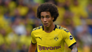 Dortmund midfielder Witsel out for rest of year after fall at home