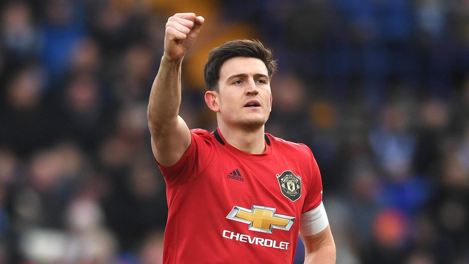 'So safe' - Maguire impressed with Man Utd's training return