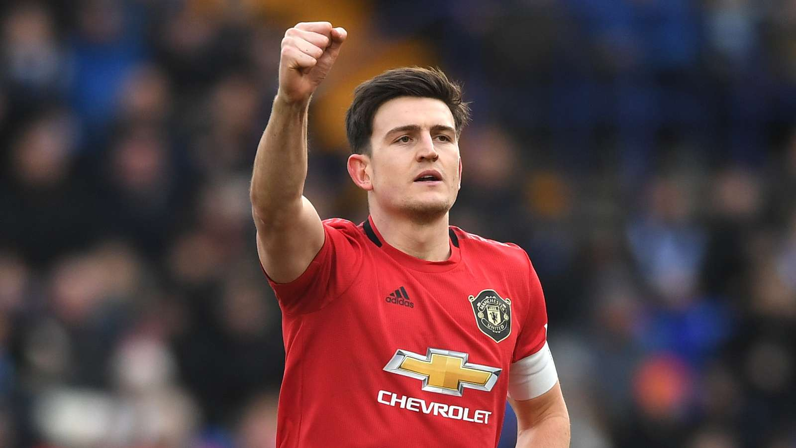 Harry Maguire, Man Utd