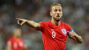 Harry Kane England vs Tunisia World Cup 2018