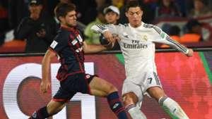 Kannemann Cristiano. San Lorenzo Real Madrid