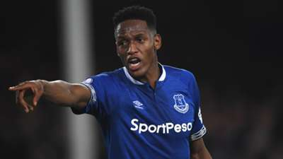 Yerry Mina Everton 2018-19