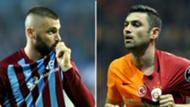 Burak Yilmaz Trabzonspor Galatasaray