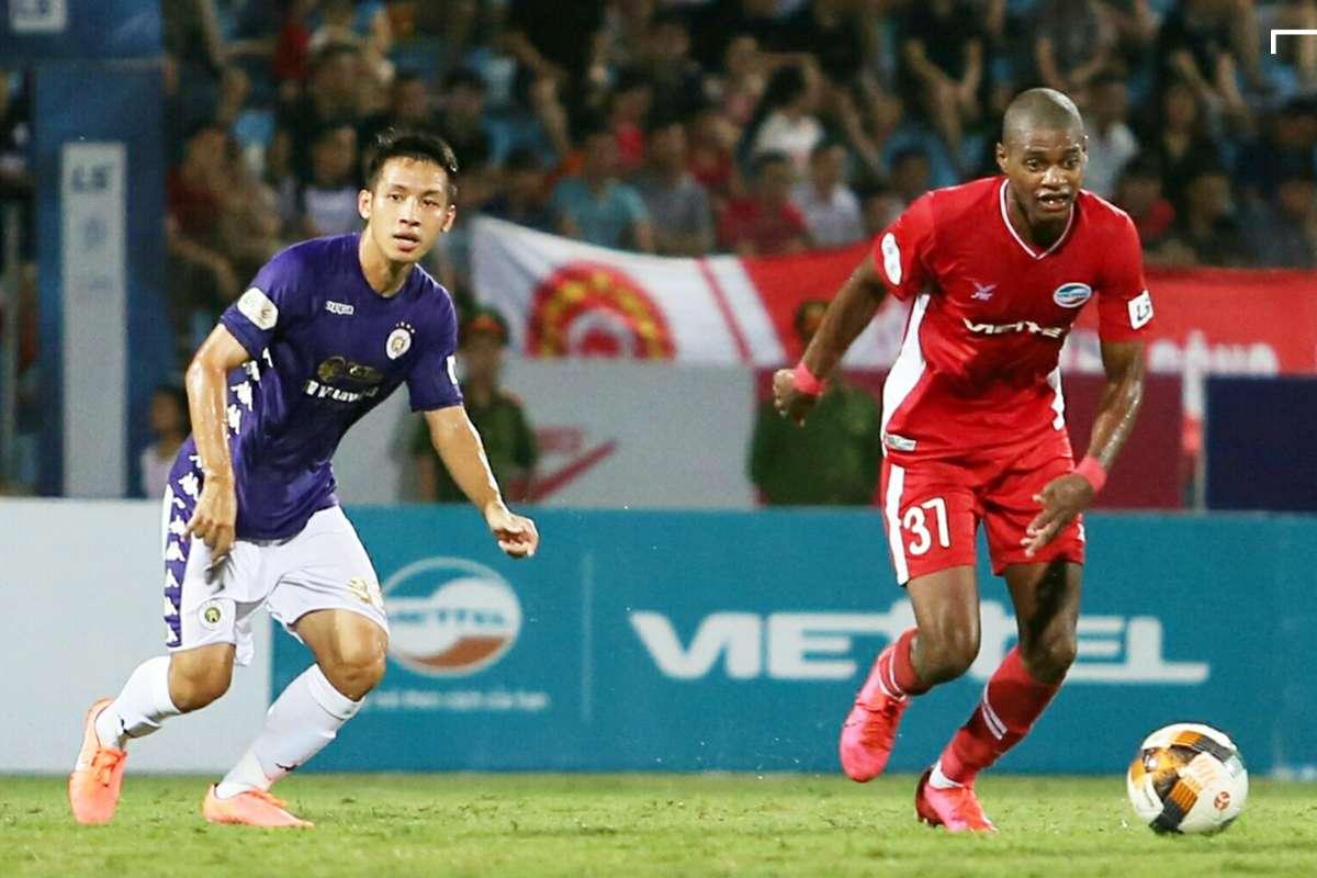 Hà Nội 1-1 Viettel: Một mình Rimario không thể mang về ba điểm | Goal.com