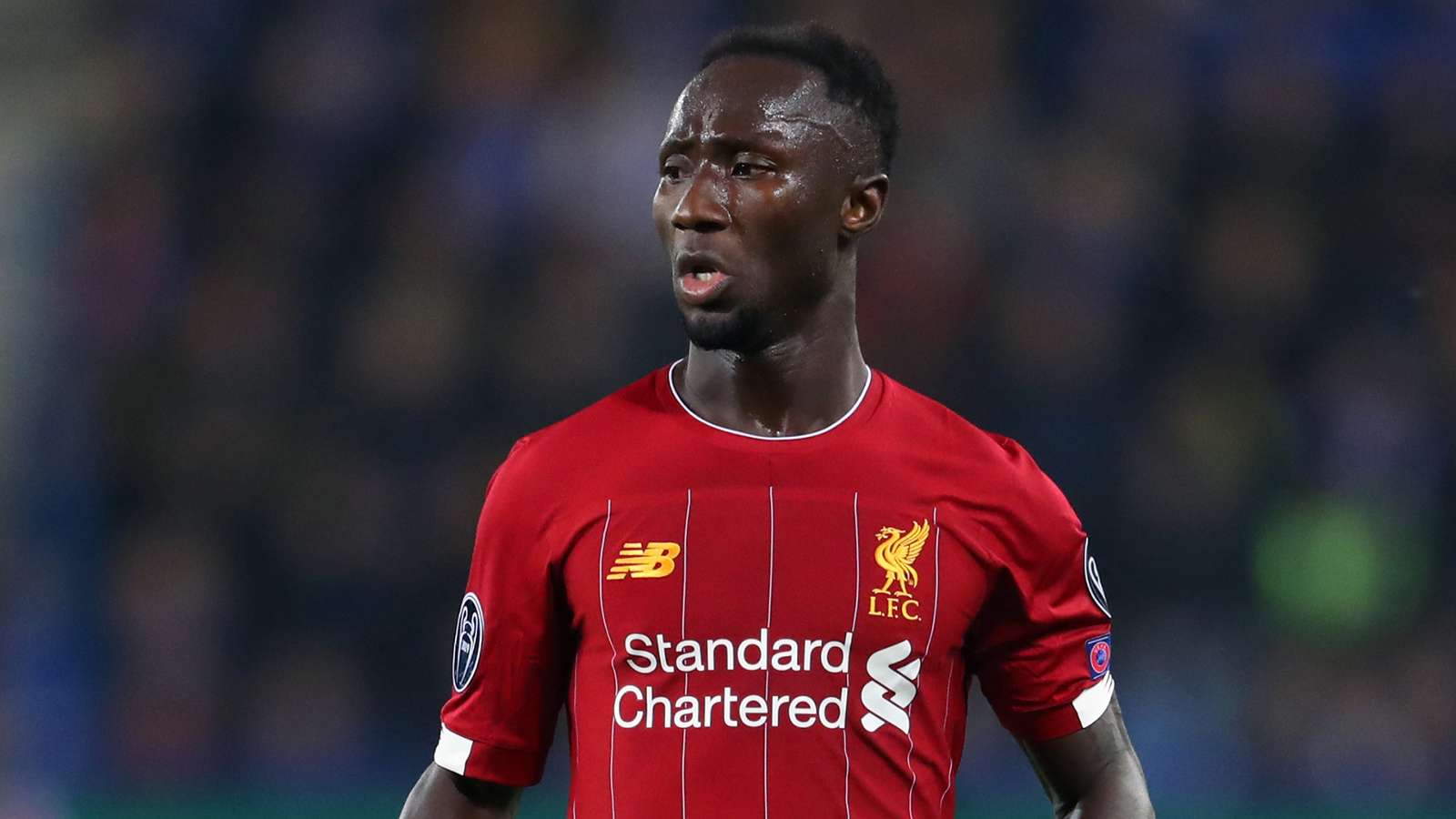Naby Keita Liverpool PS