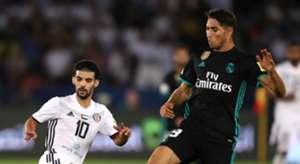 Achraf Hakimi Real Madrid Al Jazira Club World Cup