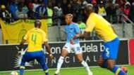 Kurt Lentjies of Chippa United v Mamelodi Sundowns August 2019