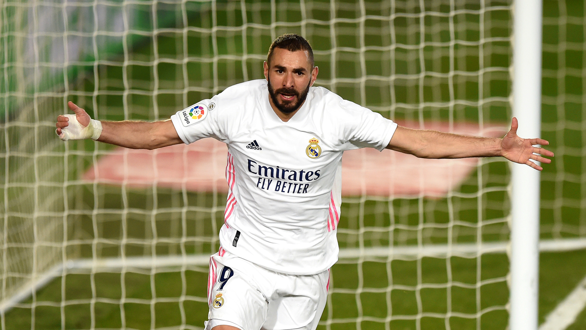 Real Madrid match-winner Benzema is 'on a different level', says Zidane