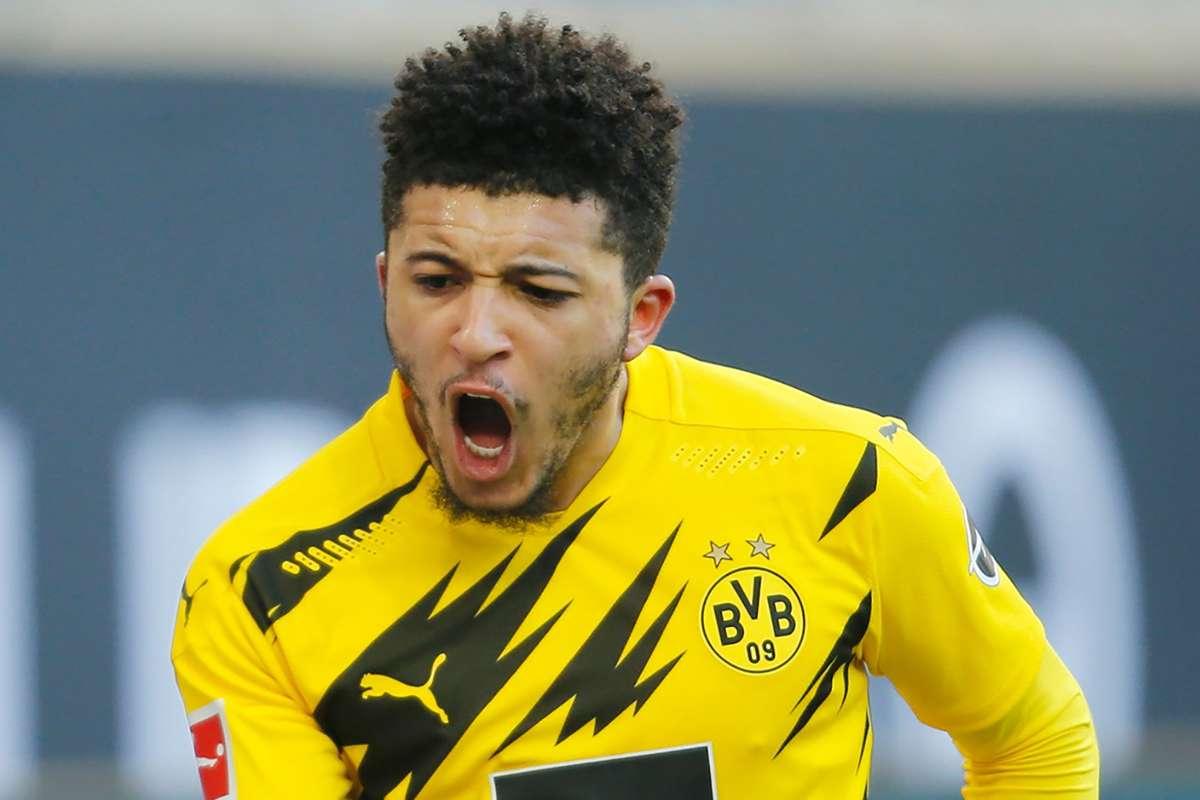 Borussia Dortmund Star Sancho Happy To Set Yet Another Bundesliga Record Goal Com