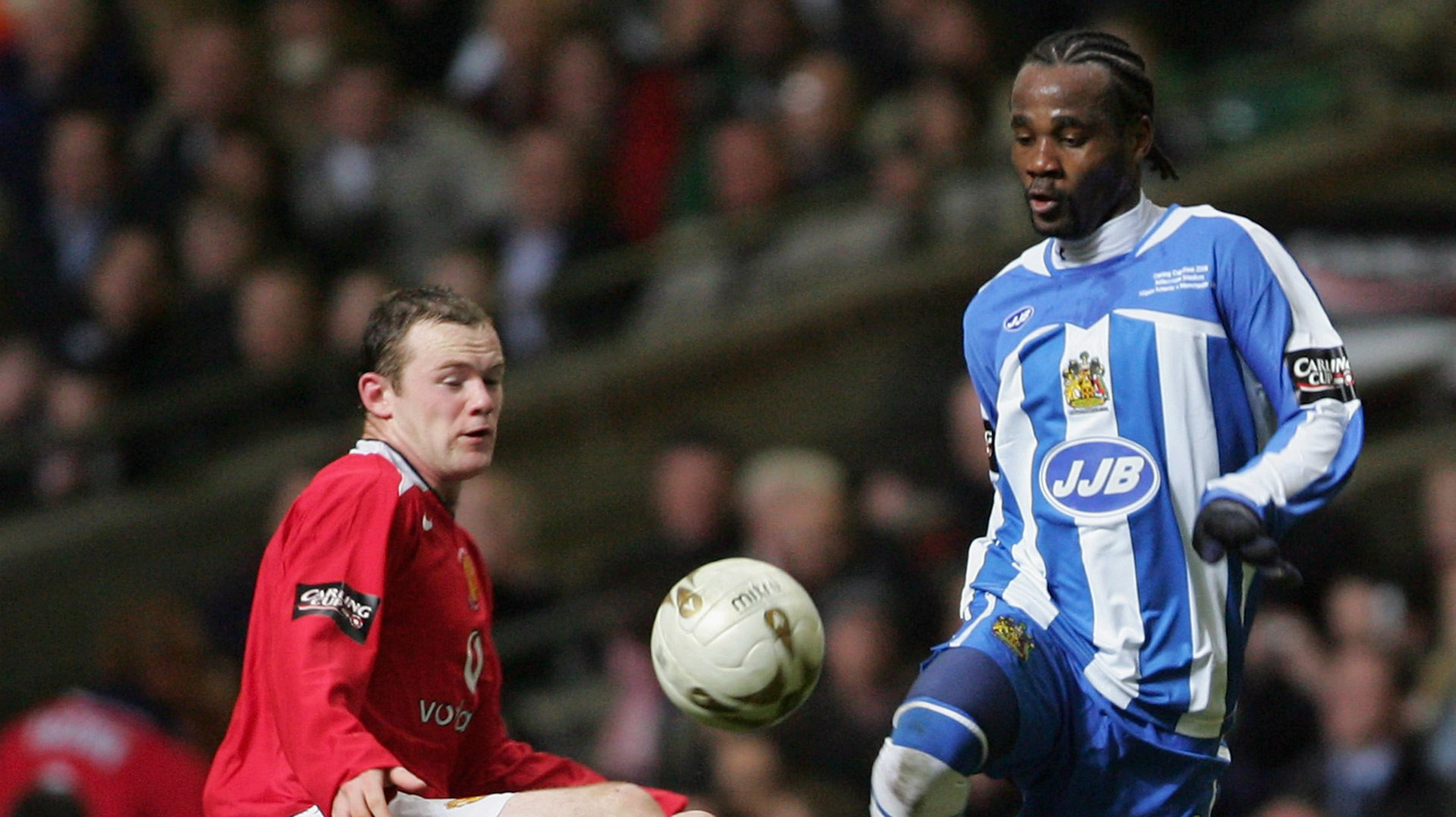 'That's my biggest regret' - Chimbonda feels Man Utd move was scuppered by Wigan transfer request