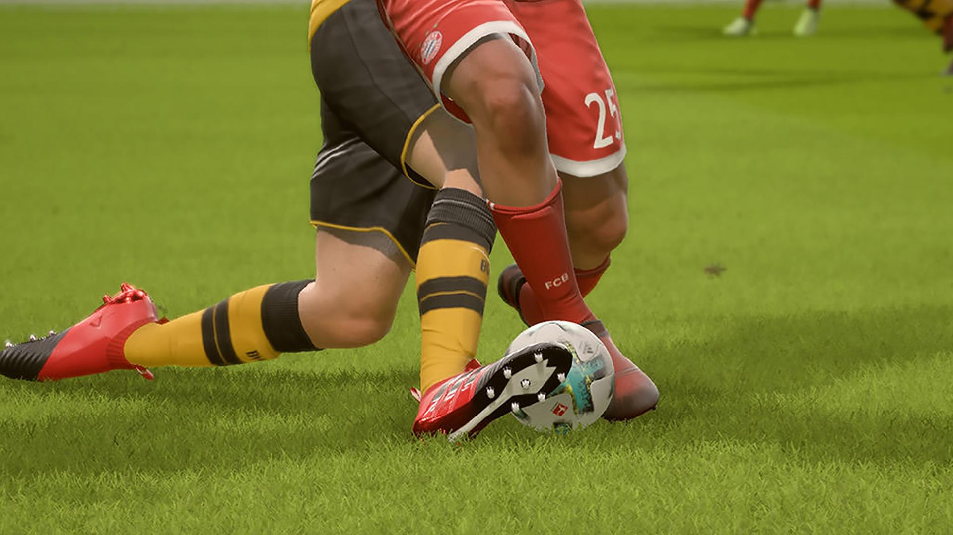 Tackling FIFA 19