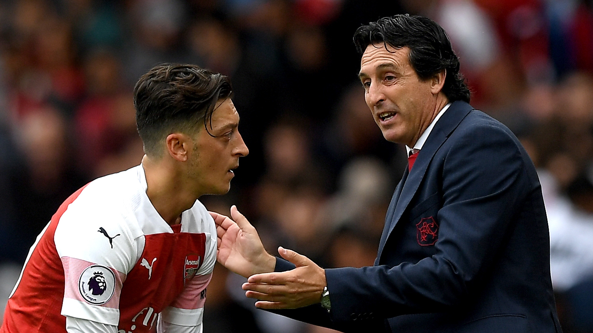 Emery lifts lid on final day at Arsenal