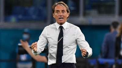 Roberto Mancini Turkey Italy Euro 2020