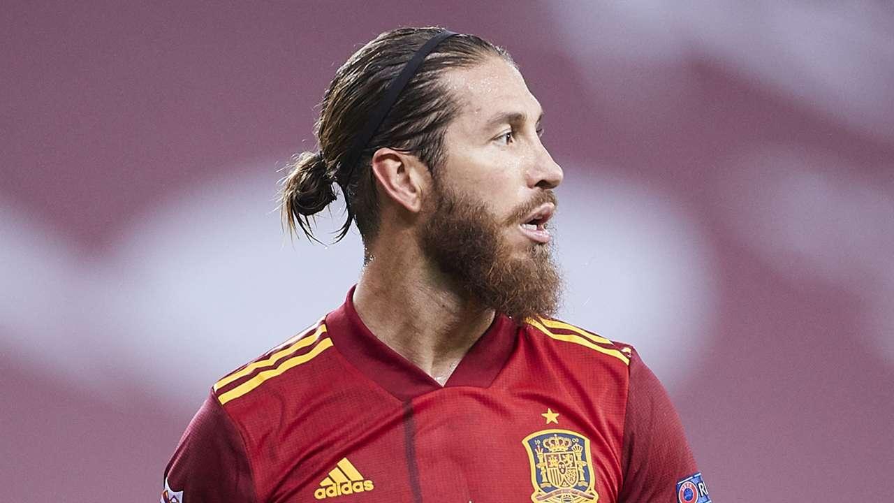 Sergio Ramos, Spain 2020