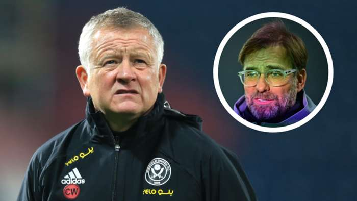 Chris Wilder, Jurgen Klopp