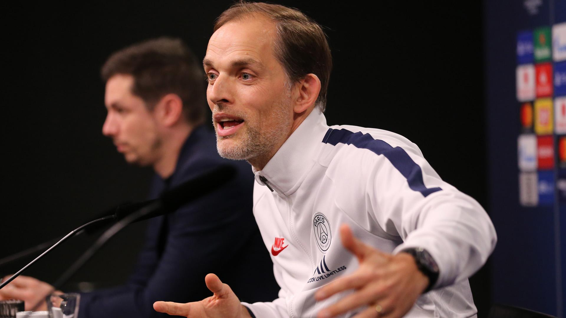 """PSG-Bordeaux, Thomas Tuchel : """"Nous ne sommes pas heureux avec ces images..."""""""