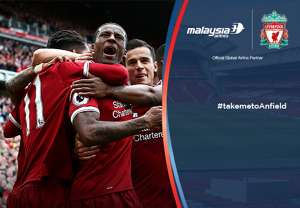Liverpool Premier League Malaysia Airlines