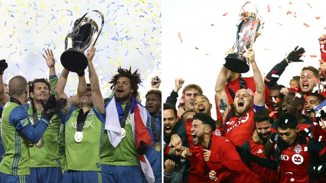 Seattle Toronto MLS split