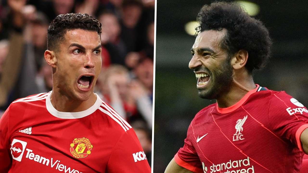 Cristiano Ronaldo Mohamed Salah