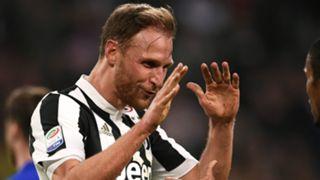 Benedikt Howedes Juventus 2017-18