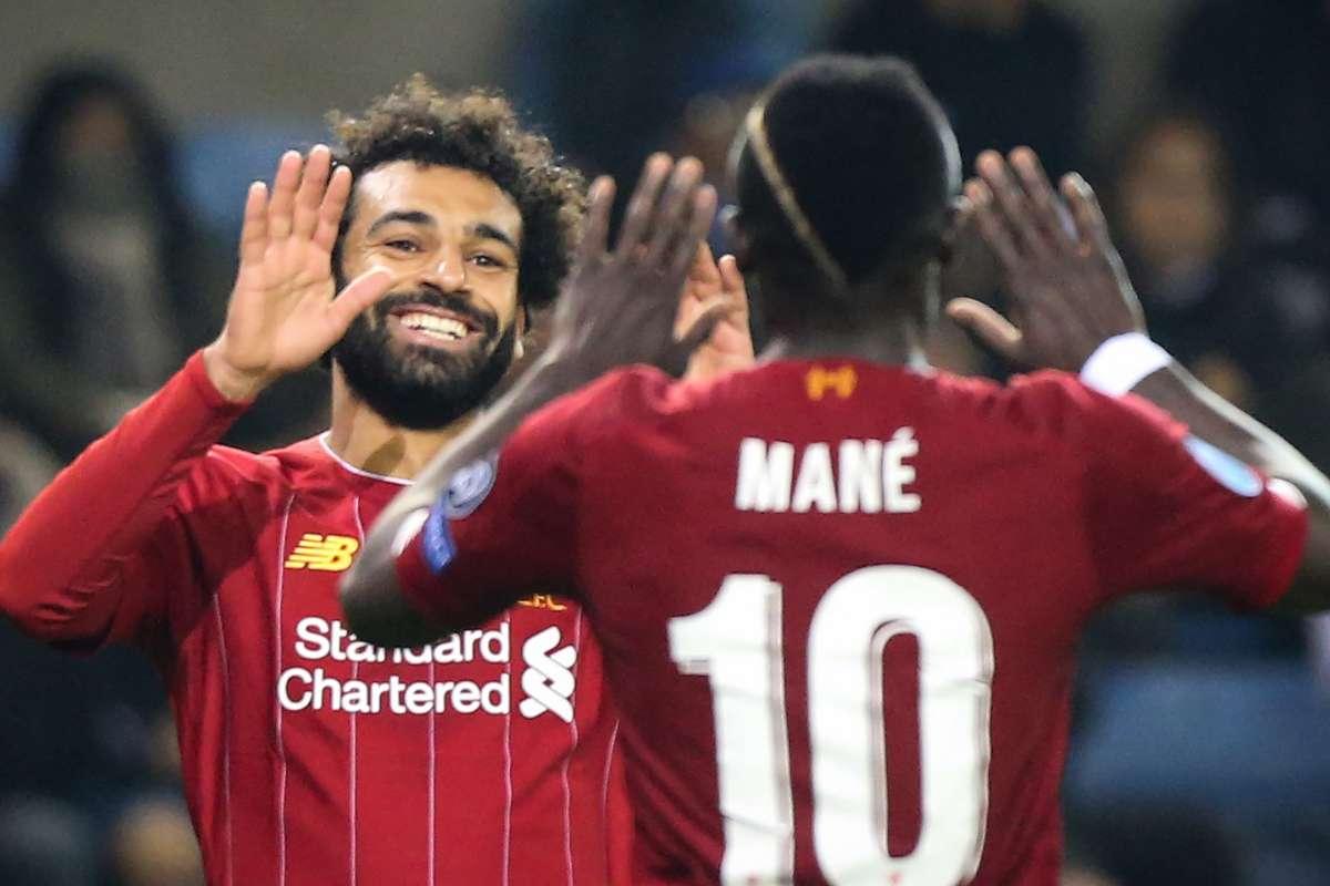 Salah y Mané, un dúo a la altura de Ronaldo-Bale y Robben-Ribery ...