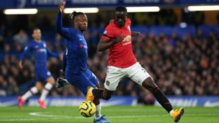 Michy Batshuayi, Eric Bailly, Chelsea vs Man Utd
