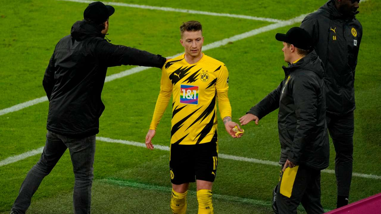 Marco Reus Borussia Dortmund 2020-21