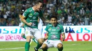 León vs FC Juárez Apertura 2019 Leo Ramos Ángel Mena