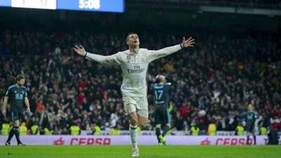 Cristiano Ronaldo Vs. Real Sociedad