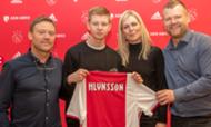 Kristian Hlynsson Ajax 2020