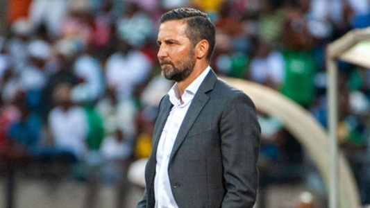 Orlando Pirates not challenging for the PSL title - Zinnbauer
